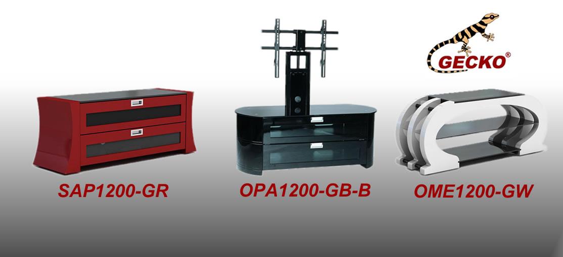 Gecko TV Cabinet Range