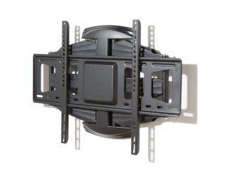 TV Mount Wall Bracket Full Motion Tilt & Swivel Slim For 42 - 70 Inch TV Screens - ATVB952MA