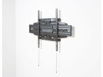 TV Mount Wall Bracket Full Motion Tilt & Swivel Slim For 47 - 90 Inch TV Screens - ATVB796B
