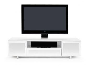 Gloss White Slim TV Cabinet - NORA-SLIM-8239-GW