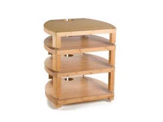 4 Shelf Wood 4 Shelf Hi-Fi Stand ELITE-ECO-HIFI-6