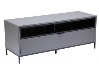 Charcoal TV Cabinet Chaplin 1135
