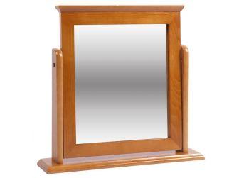Dovedale Mirror In Honey Pine Finish DD-MR1