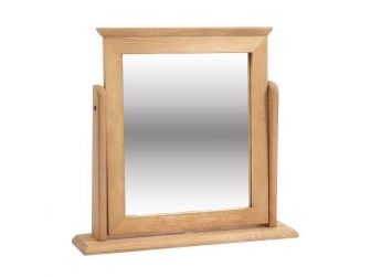 Mirror In Waxed Pine MS-MR1