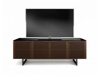 Chocolate Walnut Stained TV Cabinet - CORRIDOR-8179-CW