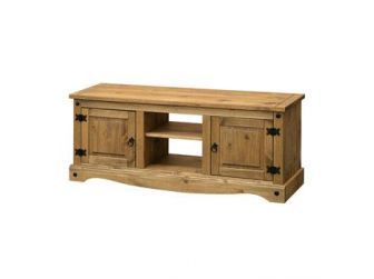 Wide Tv Cabinet Up To 60 Inch In Pine CRTV912
