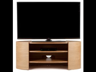 Tom Schneider Elliptic 1000 Oak TV Stand