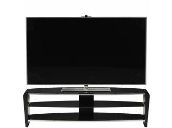 Francium Black 1400 TV Stand