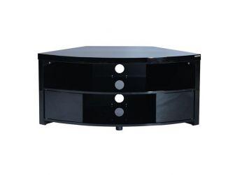 Corner Black Tv Cabinet IMP900-GB