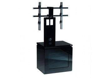 Black Cantilever Tv Cabinet REF550-GB-B