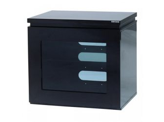 Black Tv Cabinet REF550-GB