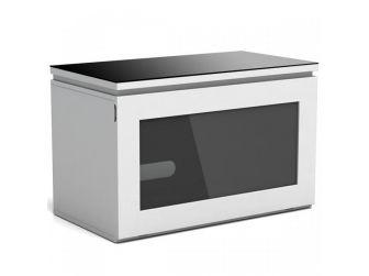 White 800mm Tv Cabinet REF800-GW