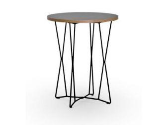 Round Lamp Table LMP-VALENCIA