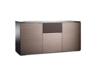 Wenge Wood TV Cabinet BERLIN-336