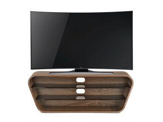 Tom Schneider Swish 1350 Walnut TV Stand