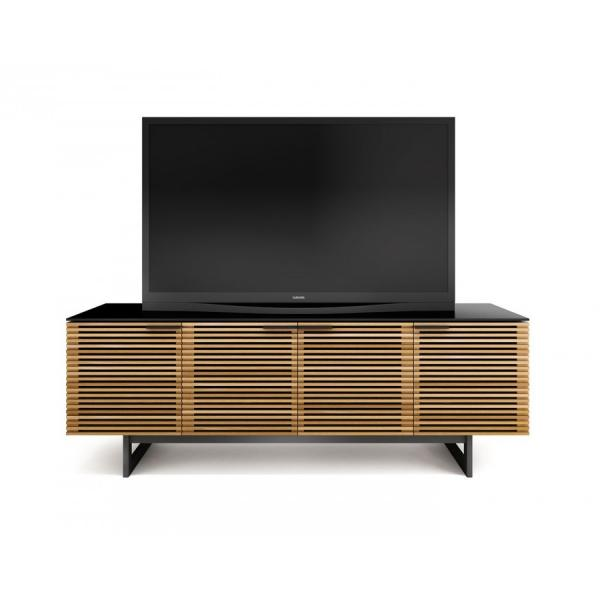 Add Traditional Style to Any Room with a New Wooden TV Stand