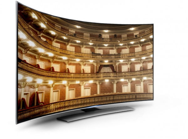 Are Curved TVs the Look of the Future or Just a Fad?