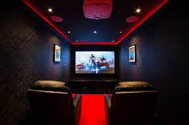 Home Theatre Ideas For Small Rooms