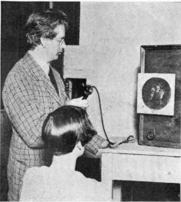 Seeing by Wireless. The Life of John Logie Baird