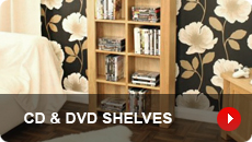 DVD Shelves