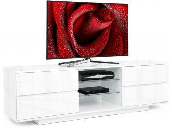 Gloss White Large TV Cabinet Avitus
