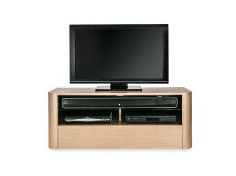 Light Oak TV Cabinet Hugo