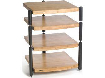 4 Shelf Wooden Hifi Stand ERIS-ECO