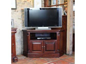 Mahogany Corner Tv Cabinet IMR09B
