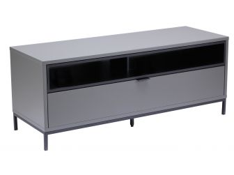 Charcoal TV Cabinet Chaplin 1135