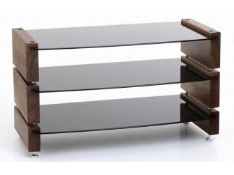 """3 Shelf Tv Stand Up To 32"""" MILAN-LCD-3"""