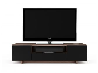 Natural Walnut Slim TV Cabinet - NORA-SLIM-8239-NW
