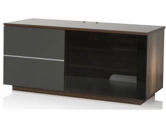 UKCF NEW Paris Walnut TV Cabinet