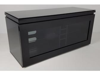 Black 1100mm Tv Cabinet REF1100-GB