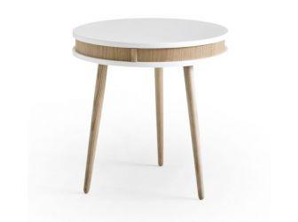 500mm Wide 60s Style Coffee Table COF-HUGO-50