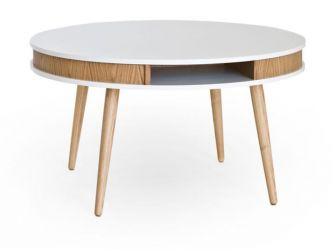 900mm Wide 60s Style Coffee Table COF-HUGO-90