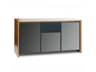 Cherry Wood Tv Cabinet BARCELONA-336