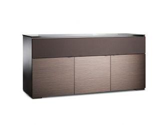 Wenge Wood TV Cabinet BERLIN-339