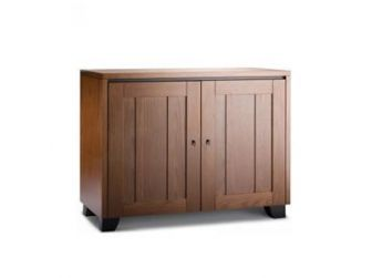 Walnut Wood Tv Cabinet GENEVA-329