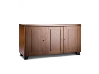 Walnut Wood Tv Cabinet GENEVA-337