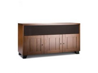 Walnut Wood Tv Cabinet GENEVA-339