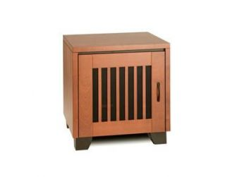 Tv / Hifi Cabinet Cherry Wood Cabinet SONOMA-217