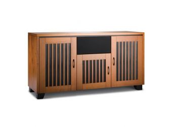 Cherry Wood Tv Cabinet SONOMA-336