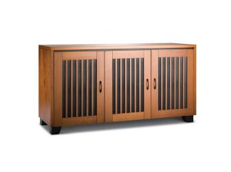 Cherry Wood Tv Cabinet SONOMA-337