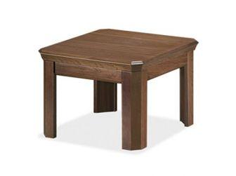 Compact Coffee Table In Real Wood Veneer EDE-COF-KQ1LD