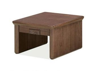 Small Square Executive Coffee Table HER-COF-KQ6HD