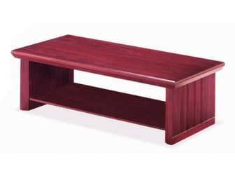 Stylish Executive Coffee Table Mahogany MEG-COF-KQ5CC-M