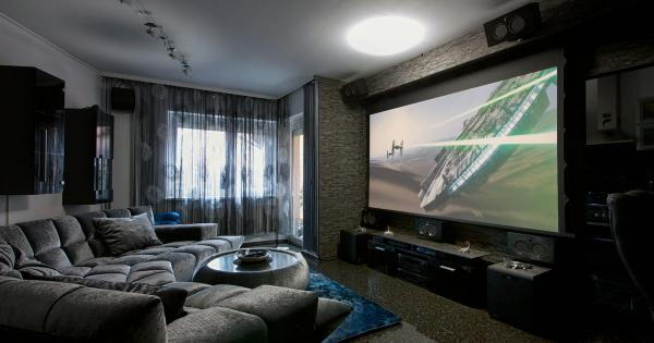 TV vs. Projector. Which is Best for You?