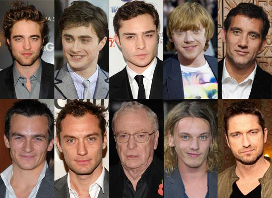 Top Ten British Actors of All Time