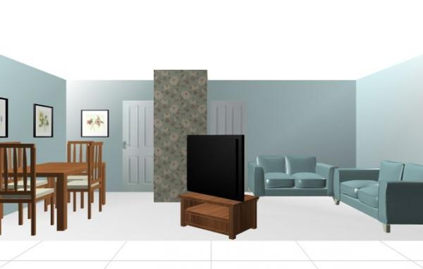 The Benefits of 3D Space Planning for your TV room
