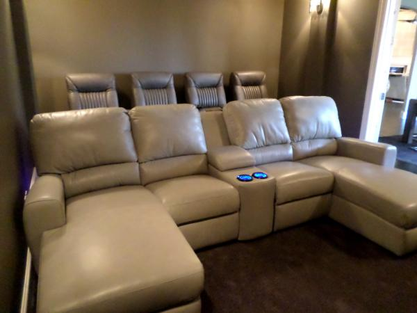 Top Home Theatre Seating Trends